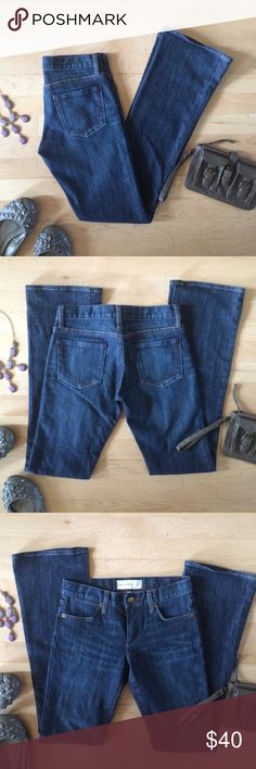 "Paper Denim & Cloth bootcut jeans Paper Denim & Cloth bootcut jeans size 24 (00) excellent condition! 32"" inseam, 8"" rise. Paper Denim & Cloth Jeans Boot Cut"