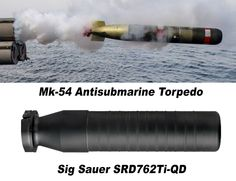 Need a hard-use can for a heavy rifle? Check outSig Sauer's SRD762Ti-QD .308 Rifle Silencer. These silencers are robust.