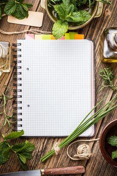 Notebook ~ Food and Drink Photos on Creative Market Food Menu Design, Food Poster Design, Food Backgrounds, Wallpaper Backgrounds, Logo Fruit, Drink Photo, Food Wallpaper, Food Photography Styling, Menu Template