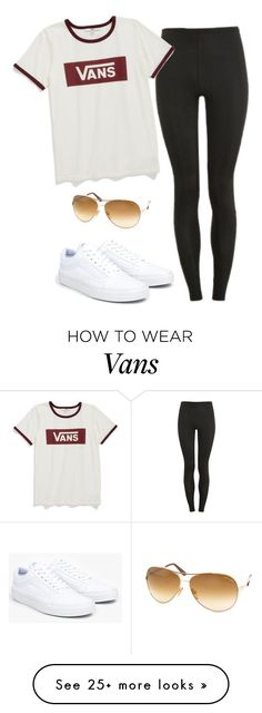 """""""Back at it again with the vans"""" by gemini-lady on Polyvore featuring Proskins, Vans and Tom Ford"""