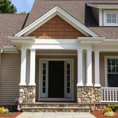 Traditional Exterior Craftsman Style Design, Pictures, Remodel, Decor and Ideas - page 26