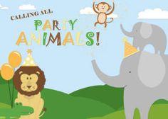 Mixbook+Party+Animals+Boys+Birthday+Party+Invitations
