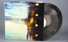 "Flatsound ""I Clung To You Hoping We'd Both Drown"" 2x12"" Smokey Vinyl LPs"