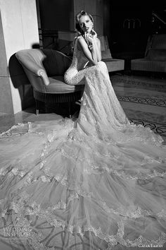 margo stankova 2015 bridal wedding dresses cap sleeves sheer plunging neckline beaded lace silk organza short tea length blush pink gown dorota pink