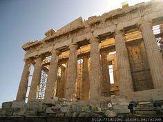 免錢的希臘古蹟之旅 | Travelorbs