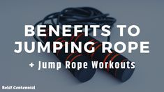 Let's get right to the point, you need a jump rope, it's going to be your new best friend.Why? There are incredible benefits to it. I love adding in a jump rope sesh to my client's workout routines because it's just that good. #jumprope #jumpingrope #jumpropeworkout #intervaltraining #cardio #cardioworkout #aerobic #homeworkout #workout Workout Routines, At Home Workouts, Health And Wellness, Health Fitness, Jump Rope Workout, Take Care Of Me, Interval Training, Pinterest Popular, Getting To Know You