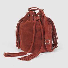 Mon sac Sceau en cuir, ma touche de couleur à ma tenue de rentrée !
