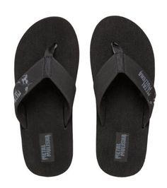 Metal Mulisha MM Footwear blk BLACKLINE SANDAL - 8, 8, black - http://on-line-kaufen.de/metal-mulisha/8-metal-mulisha-blackline-sandal
