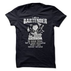 Awesome Bartender Shirt T Shirt, Hoodie, Sweatshirt