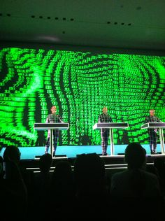 more Kraftwerk...
