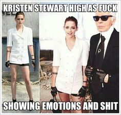 Kristen's emotions - funny pictures - funny photos - funny images - funny pics - funny quotes - #lol #humor #funny