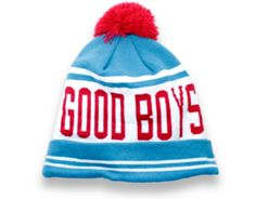 Good Boys Caps! Sam's product! I might get this one!