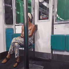 Metro I by Rikki Niehaus.