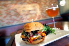 Burger Bach: East Coast Burger = the tops