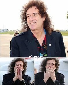 Brian's Song, Queen Brian May, Queens Wallpaper, Fluffy Hair, John Deacon, Save The Queen, George Harrison, Freddie Mercury, My Crush