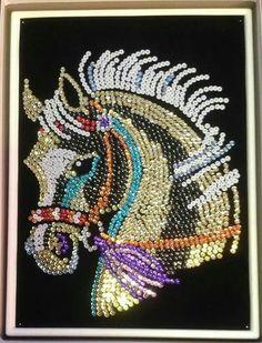 Tulip Painting, Dot Art Painting, Mandala Painting, Fabric Painting, Mandala Canvas, Mandala Art, Wire Crafts, Bead Crafts, Hamsa Drawing