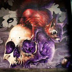 Smug - Street Artist