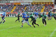 STUDIO PEGASUS - Serviços Educacionais Personalizados & TMD (T.I./I.T.): Esportes (Futebol Americano - Gauchão 1ª divisão /...