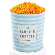 Hampton Popcorn Company new being served in The Mixing Room @The Lexington NYC Autograph Collection #popcorn