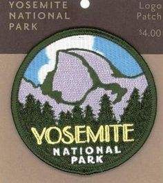 national park patches - Google Search