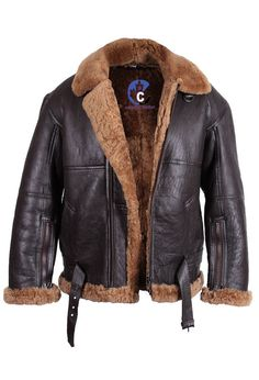 - Flying Aviator Jacket Warm Cockpit JacketFlying Aviator Cockpit Jacket - By Men's Leather Jacket, Fur Jacket, Bomber Jacket, Cool Jackets, Winter Jackets, Biker Wear, Sheepskin Jacket, Aviator Jackets, Mens Winter Coat