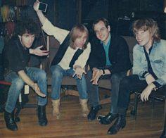 The Del Fuegos and Tom Petty
