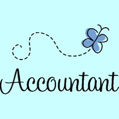 Accountant-job i want to have