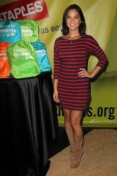 Ashley Benson, Olivia Munn Do Something after Teen Choice Awards