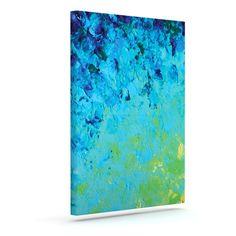 "Ebi Emporium ""True Reflection"" Outdoor Canvas Wall Art"