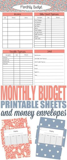 Free Printable Bill Chart  Free Printable Chart And Free