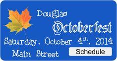 Douglas Octoberfest