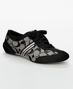 Coach tennis shoes. Best shoes ever. Very comfortable.