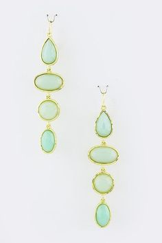 Lily Teardrop Chandelier Earrings available at www.TheShoppingBagStore.com…