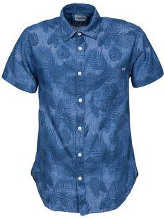 Ventura Shirt - Jack & Jones - Blue - Shirts (Men) - Clothing - Men - NlyMan.com