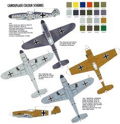 Me-109 Camo