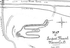 Serpent Mound Discovered in Indiana