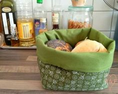 Brotkorb nähen Mehr The Effective Pictures We Offer You About sitricken tasche A quality picture can Recycled Crafts, Diy And Crafts, Ard Buffet, Textiles, Pdf Sewing Patterns, Bread Bags, Diy For Kids, Sewing Projects, Recycling