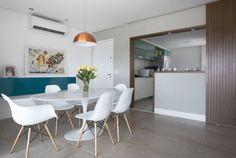 Sala de jantar : Salas de jantar modernas por Decorare Studio de Arquitetura