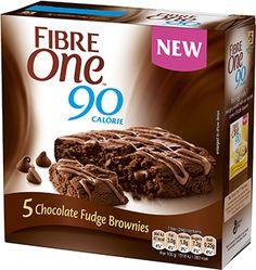 Fibre One UK Chocolate Fudge Brownie 4 Syns