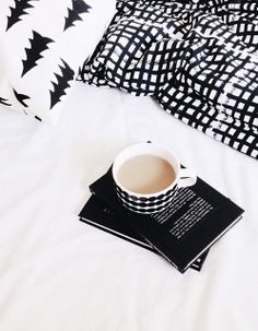 Via Yomills | Marimekko | IKEA | Fine Little Day | Black and White