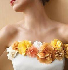 Casamiento naranja I: El vestido | ...Cabeza de novia
