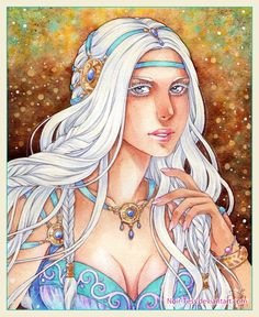 Aminael by Nuaran.deviantart.com on @deviantART
