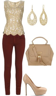 """""""pretty for work"""" by straight-arow on Polyvore"""