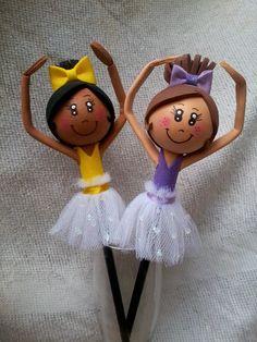 Ponteiras Bailarinas