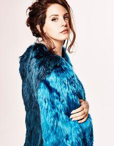 Lana Del Rey for Grazia France by Thomas Nutzl