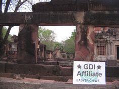 GDI affiliate @ Wat Panomwan ,Nakhon Ratchasima ,Thailand
