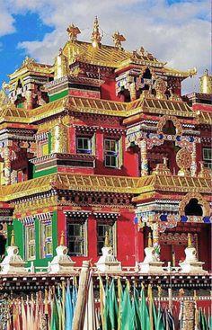 Dzogchen Gompa, Tibet