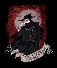 Plague Doctor by IrenHorrors.deviantart.com on @deviantART