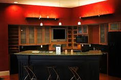 Image result for small kitchen paint ideas