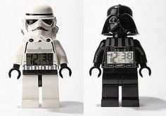 Cool alarm clocks that I would love to have, until they wake me up in the morning.
